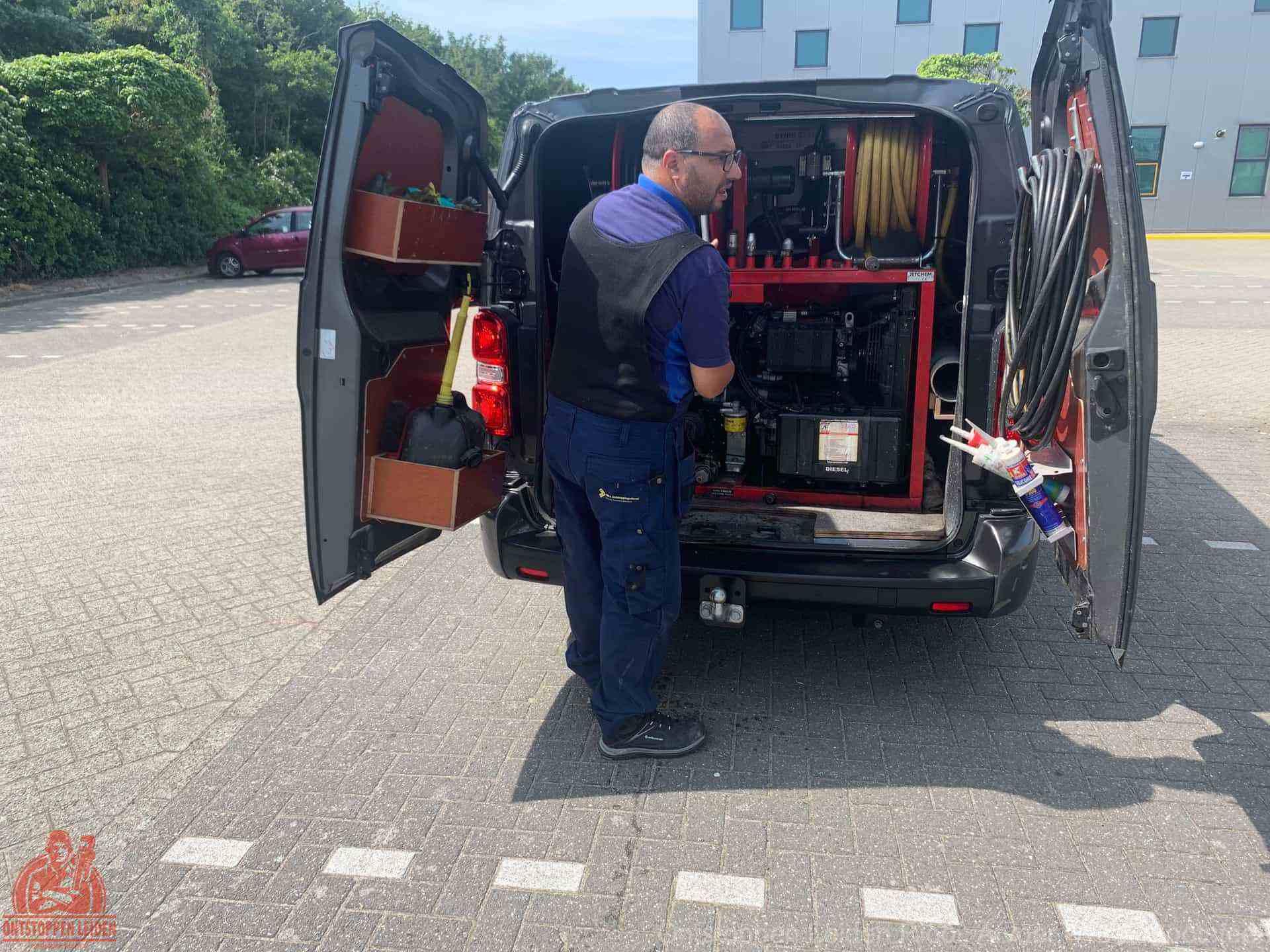 Loodgieter Leiden Ontstopping
